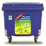 μπλε κάδοι ανακύκλωσης
